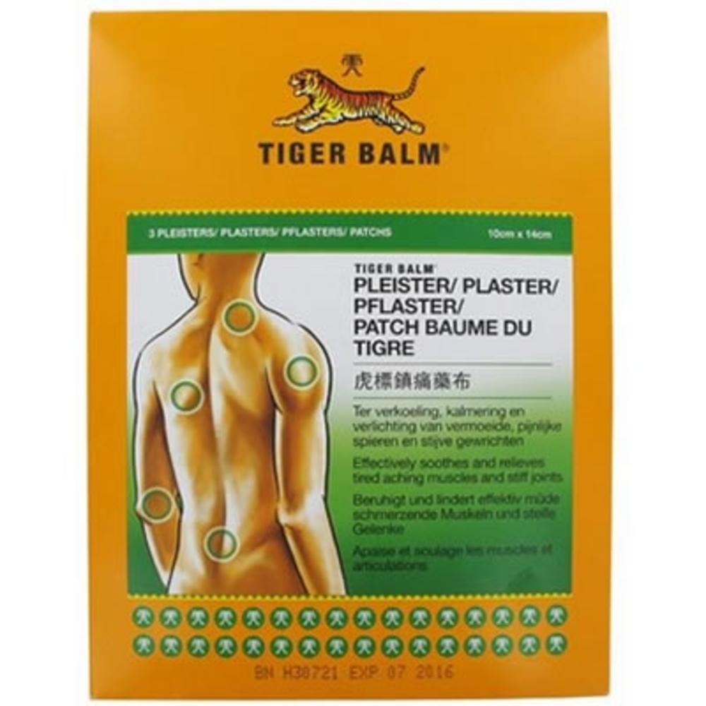 Patch - baume du tigre -133715