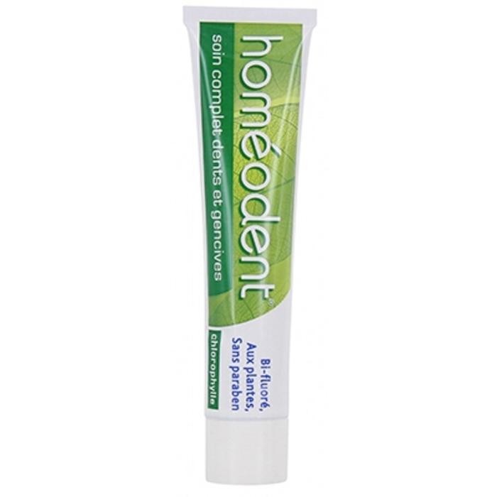 Pâte dentifrice chlorophylle Homeodent-145657