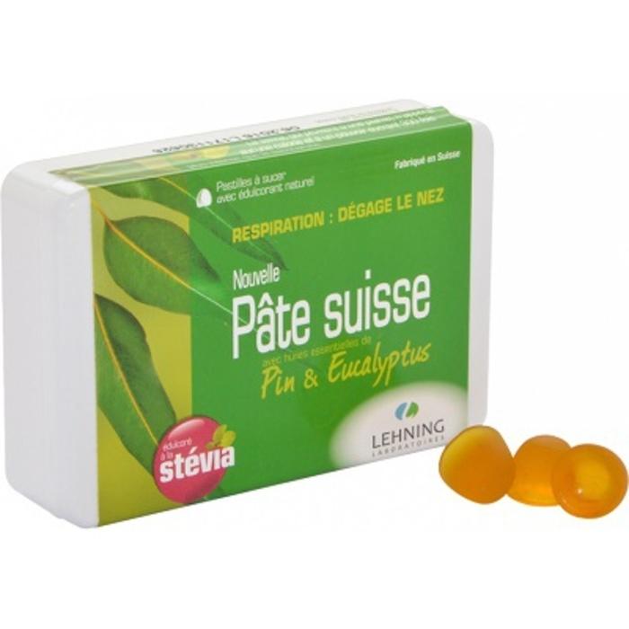 Pate suisse pastilles Lehning-145577