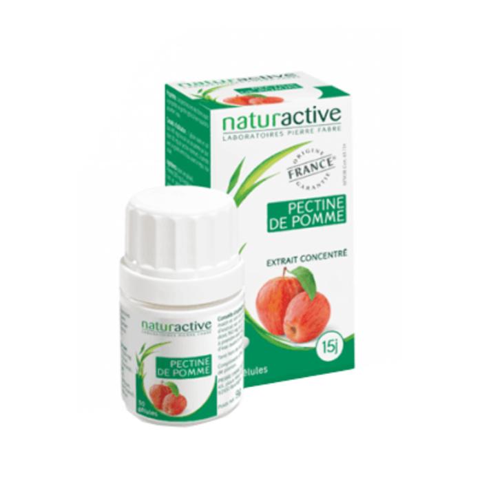 Pectine de pomme 30 gélules Naturactive-210513
