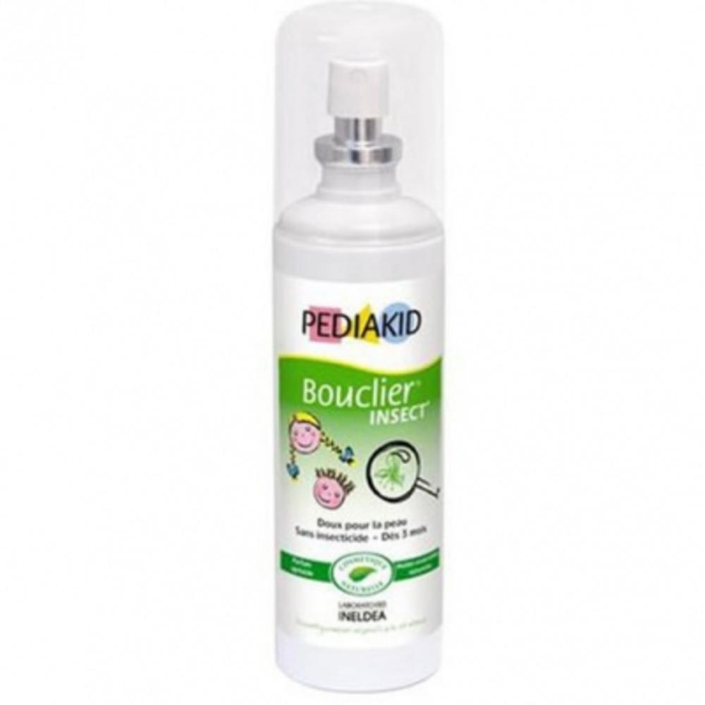 Pediakid bouclier insect - 100.0 ml - pédiakid - pediakid Eloigne les moustiques et autres insectes-10962