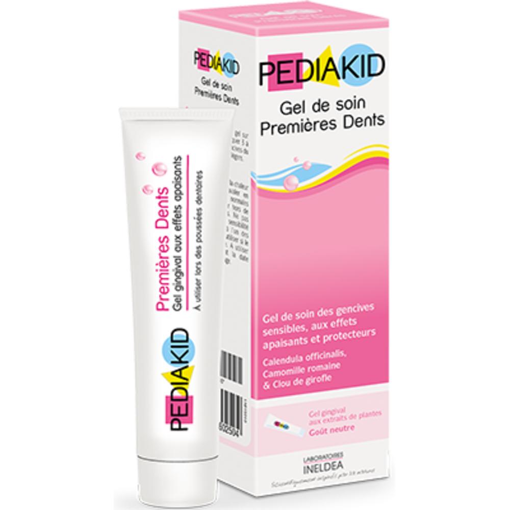 Pediakid gel de soin premières dents 15ml - pediakid -223573