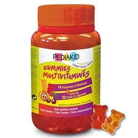 Pediakid gummies multivitaminés - pediakid -203651