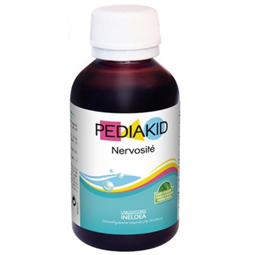 PEDIAKID NERVOSITE 125 ml - 125.0 ml - Pédiakid - Pediakid Favoriser l'apaisement et réduire l'agitation-10948