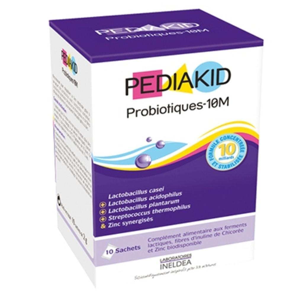 Pediakid probiotiques 10m - pediakid -148405