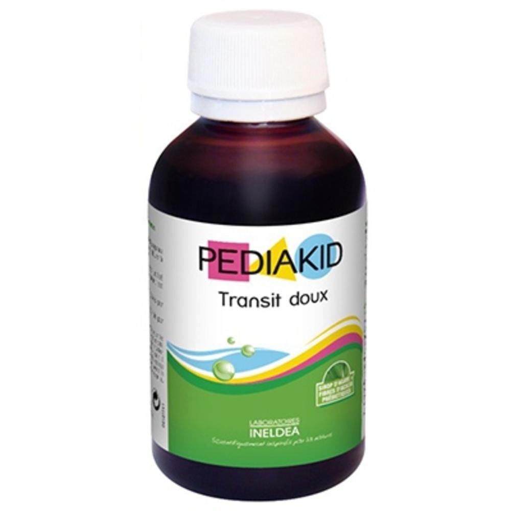 Pediakid transit doux - 125.0 ml - pédiakid - pediakid Faciliter et régulariser le transit-10950
