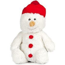 Pelucho bouillotte peluche bonhomme de neige - pelucho -223292