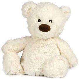 Pelucho bouillotte peluche ours blanc - pelucho -225469