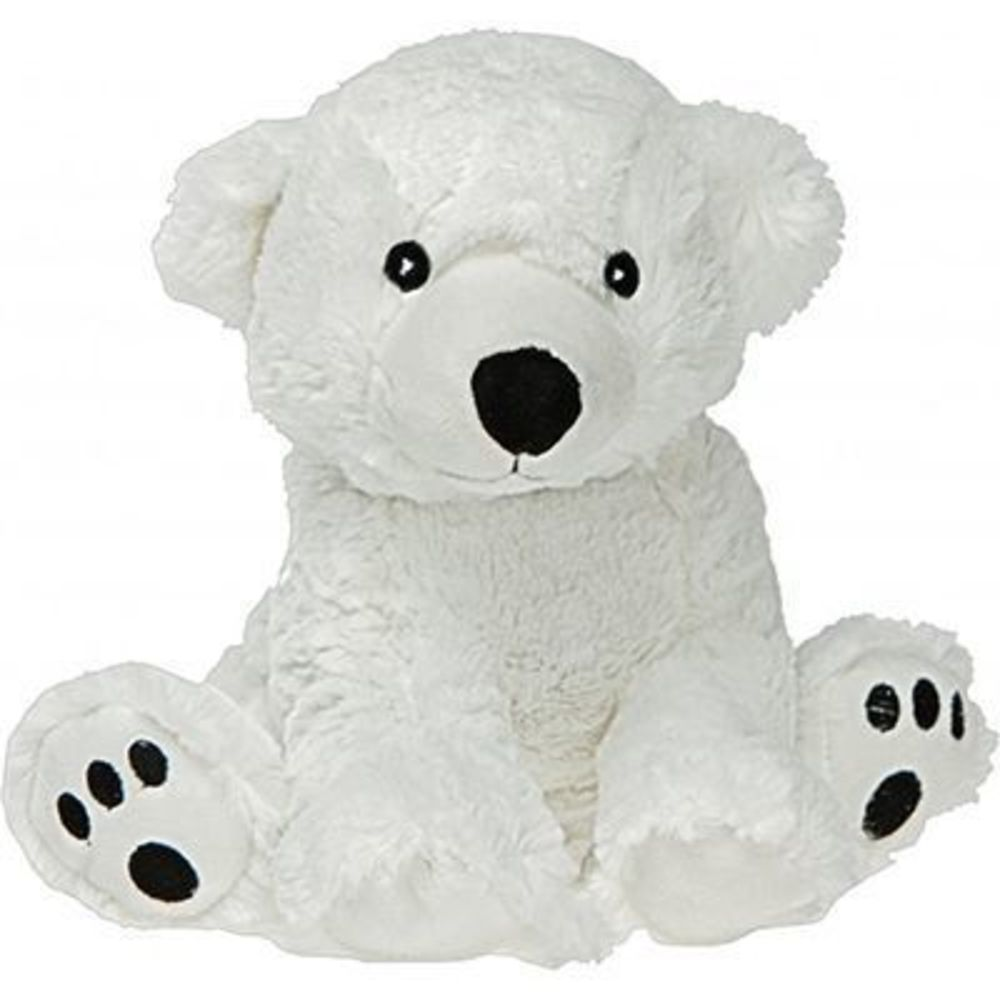 Pelucho bouillotte peluche ours polaire Pelucho-223309