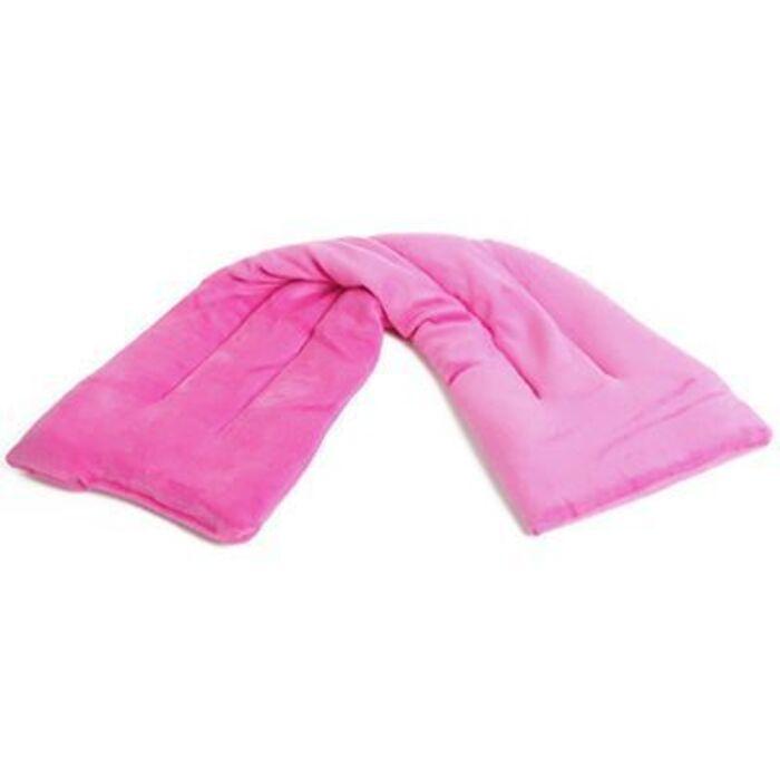 Pelucho tour de cou bandeau bouillotte rose Pelucho-223283