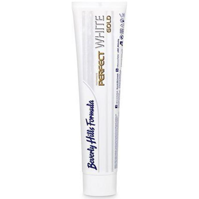 Perfect white gold dentifrice 100ml Beverly hills formula-212471