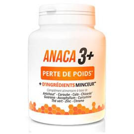 Perte de poids 120 gélules - anaca 3 -225394