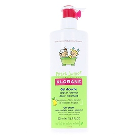Petit junior gel douche poire - 500.0 ml - klorane -145073