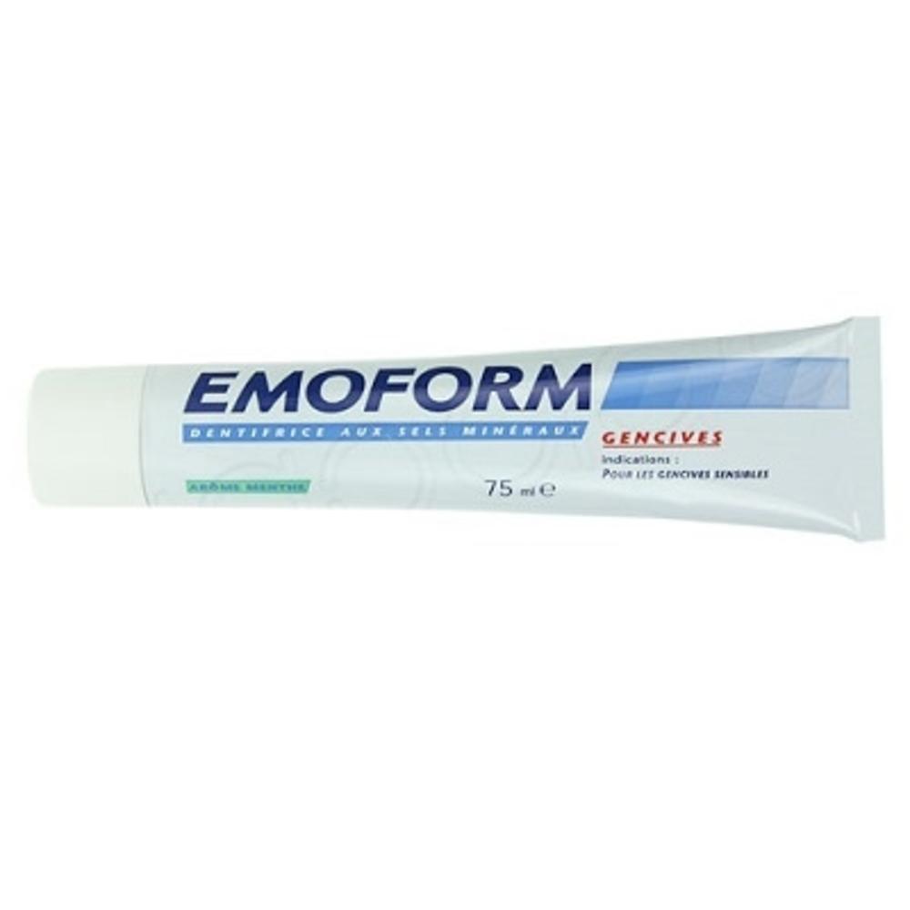 Pfizer  gencives arôme menthe - 75.0 ml - emoform -146252