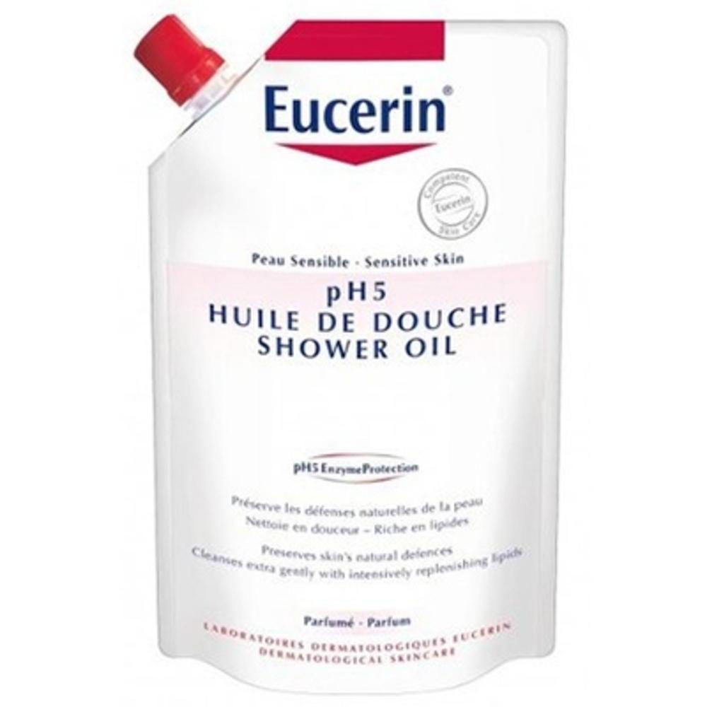 pH5 Recharge Huile de Douche 400ml - divers - Eucerin -110057