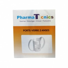 Pharma tecnics porte-verre 2 anses - pharma tecnics -210321