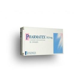 Pharmatex 18,9mg - 10 ovules - laboratoire innotech international -193092