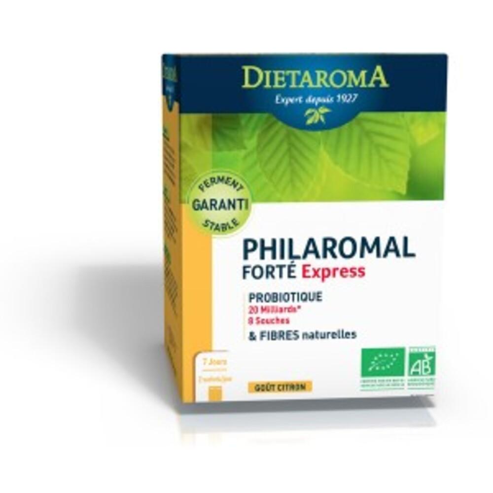 Philaromal forte express bio - 14 sachets - divers - diétaroma -142034