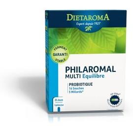 Philaromal multi équilibre - 60 gélules - divers - diétaroma -142033