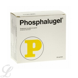Phosphalugel - 26 sachets - 15.0 ml -194115