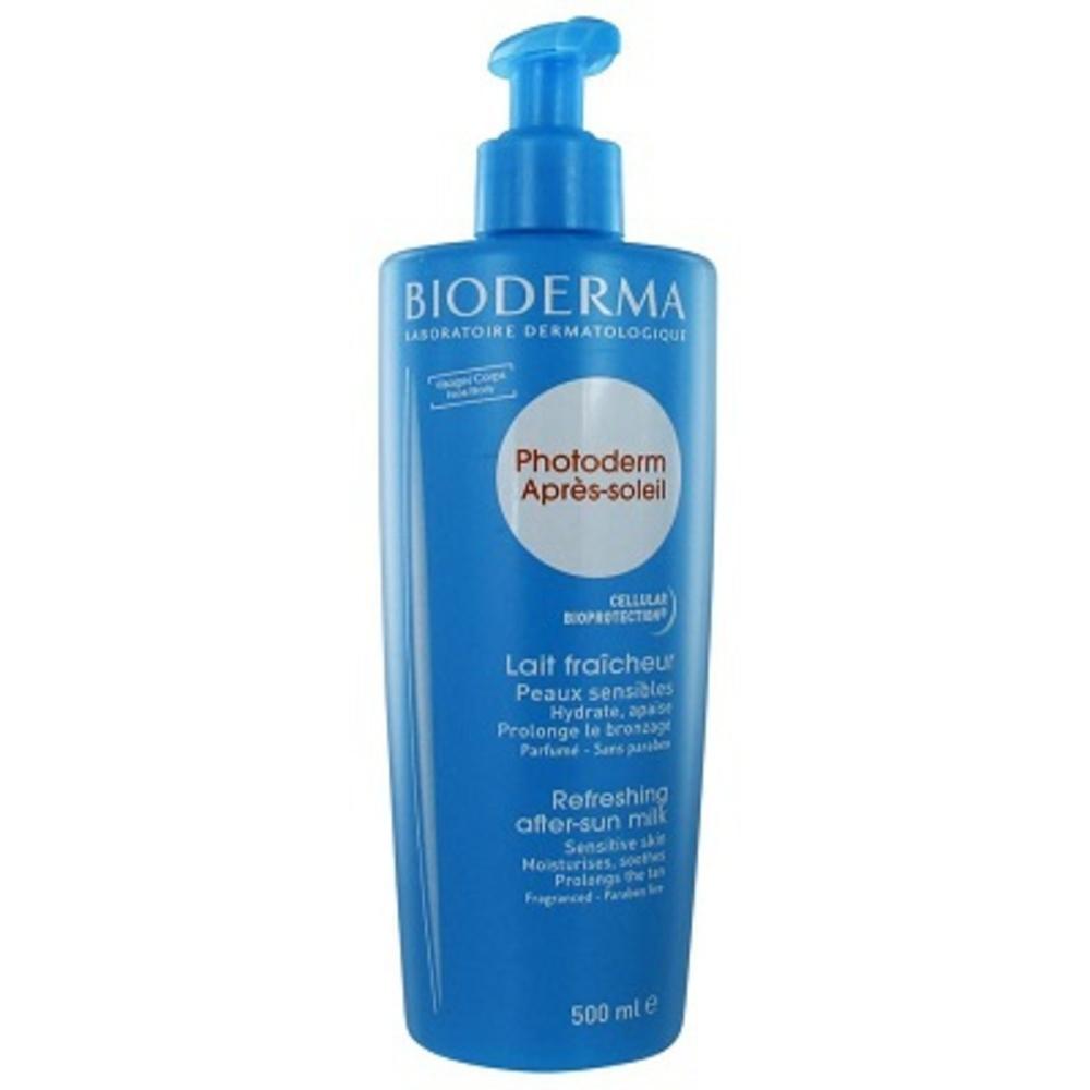 Photoderm Après-soleil - 500.0 ml - Solaires - Bioderma Soin hydratant, apaisant-4122