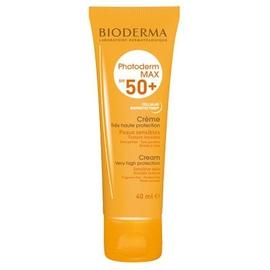 Photoderm max spf50+ crème - 40.0 ml - solaires - bioderma Visage adulte-4124