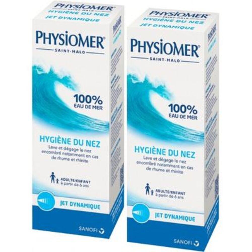 Physiomer enfants adultes jet dynamique - lot de 2 - physiomer -143607