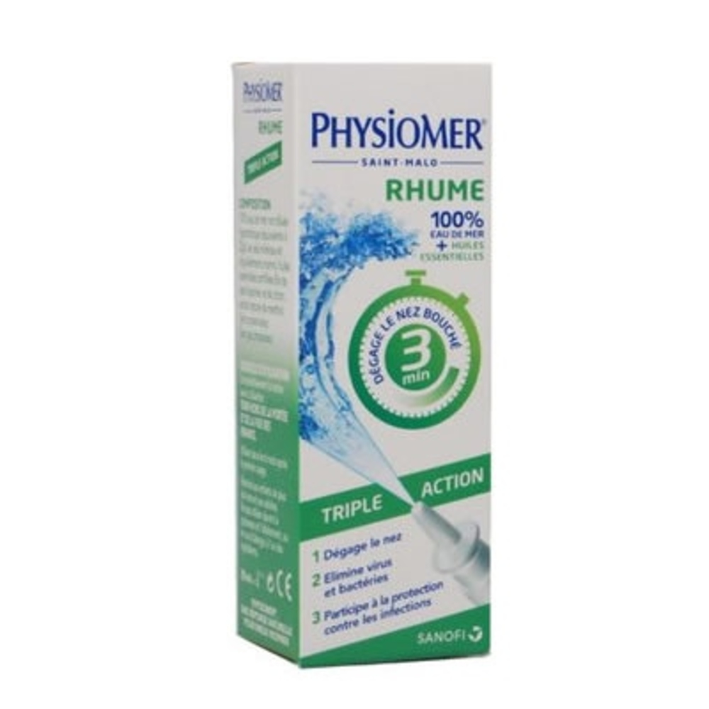 Physiomer rhume triple action - physiomer -203269