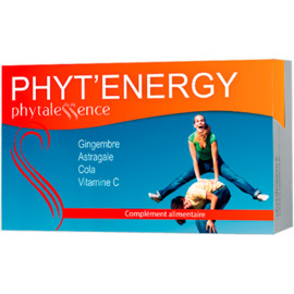 Phyt'energy 40 gélules - phytalessence -210178