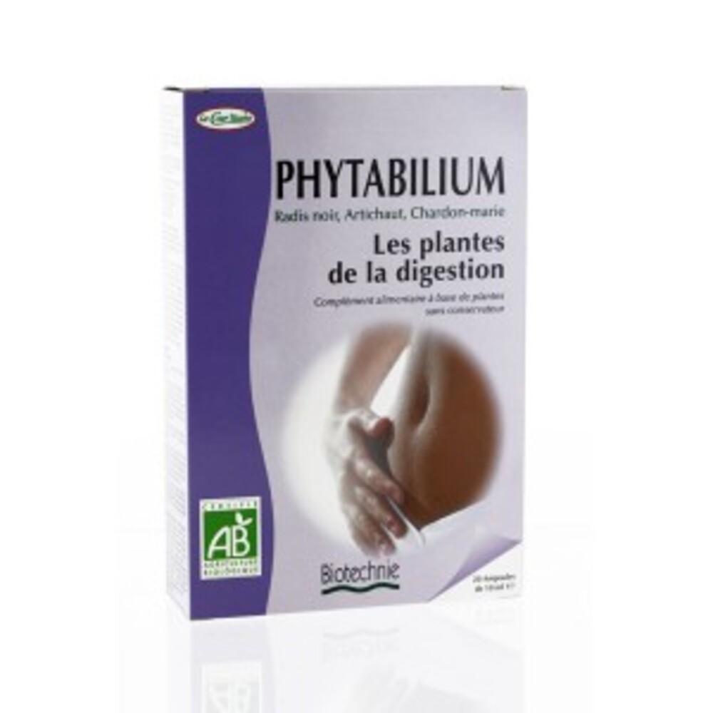 Phytabilium - 20.0 unites - Phyto - Biotechnie La Cour'tisane Digestion-1474