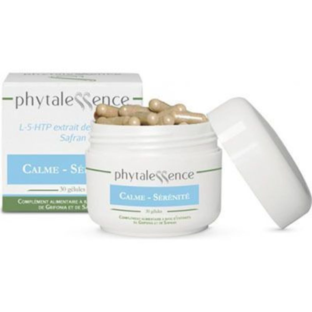 Phytalessence calme sérénité 30 gélules - phytalessence -149892