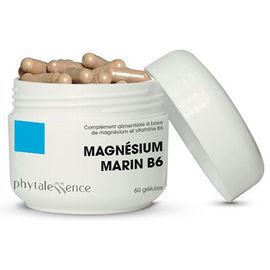Phytalessence magnésium marin b6 120 gélules - phytalessence -210579