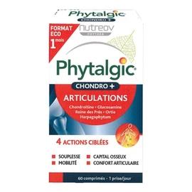 Phytalgic chondro+ - 60 comprimés - nutreov -206632