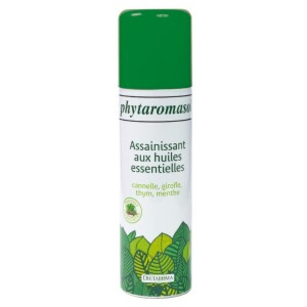 Phytaramasol canelle/girofle - 250.0 ml - produits et sprays aux huiles essentielles - diétaroma Désodorisent naturellement l'atmosphère-6454