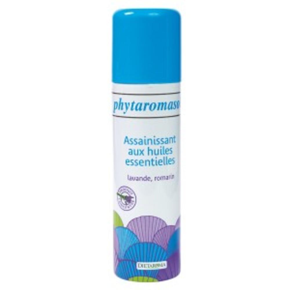 Phytaramasol lavande/romarin - 250.0 ml - produits et sprays aux huiles essentielles - diétaroma Désodorisent naturellement l'atmosphère-6455