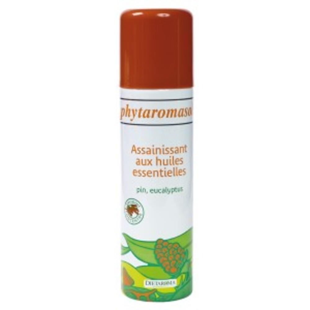 Phytaramasol pin/eucalyptus - 250.0 ml - produits et sprays aux huiles essentielles - diétaroma Désodorisent naturellement l'atmosphère-6457