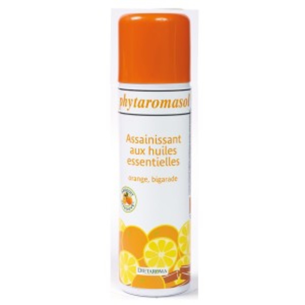 Phytaromasol orange bigarade - 250 ml - divers - diétaroma -134955