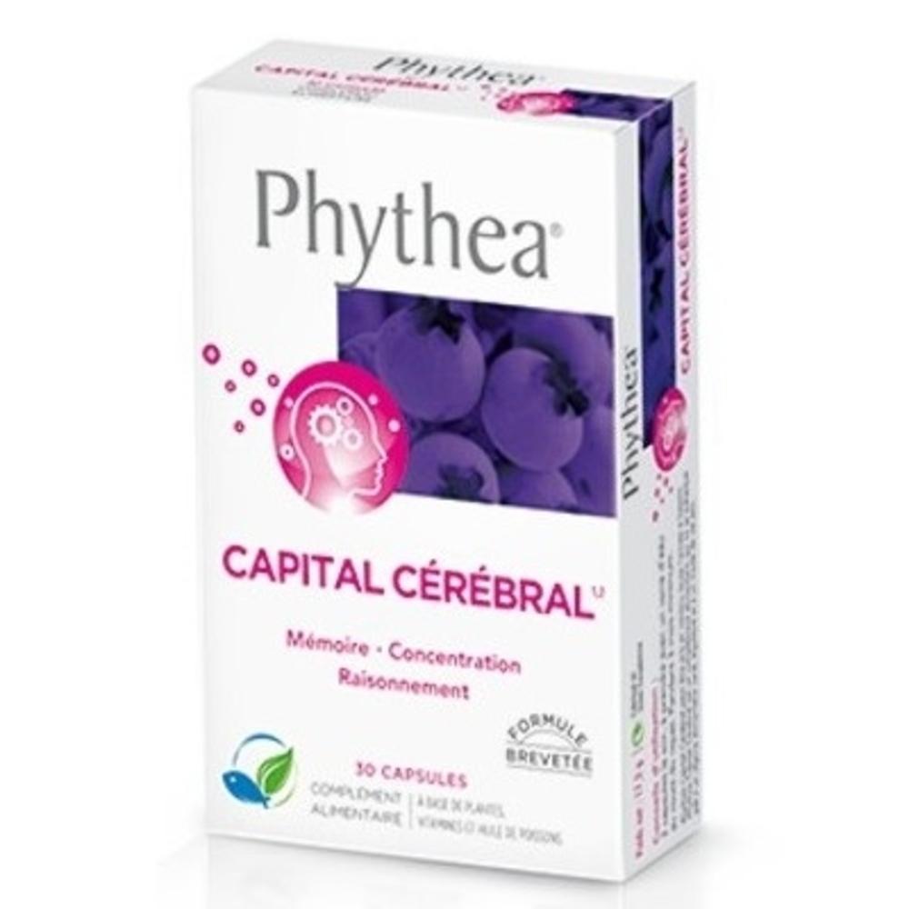 Phythea capital cérébral - phytea -190192