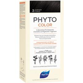 Phyto phytocolor 3 châtain foncé - phyto -223175