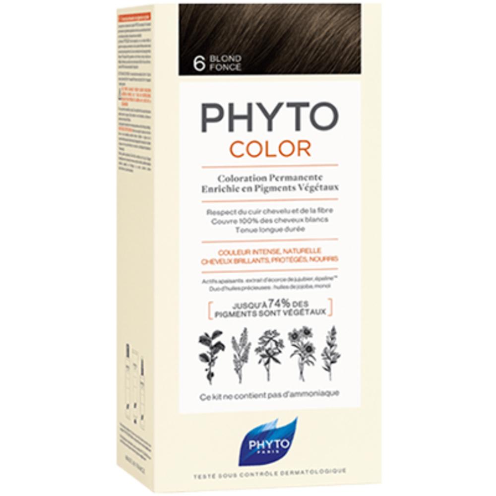 Phyto phytocolor 6 blond foncé Phyto-223181