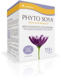 Phyto soya® 17.5 mg - 180.0  - femme 45 ans + - arkopharma PHYTO SOYA® 17.5 mg-105140