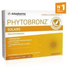 Phytobronz solaire 30 capsules - solaires - arkopharma Phytobronz-191879