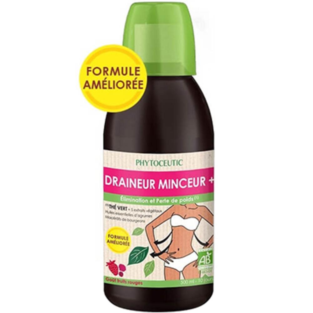 Phytoceutic draineur minceur+ 500ml - phytoceutic -220675
