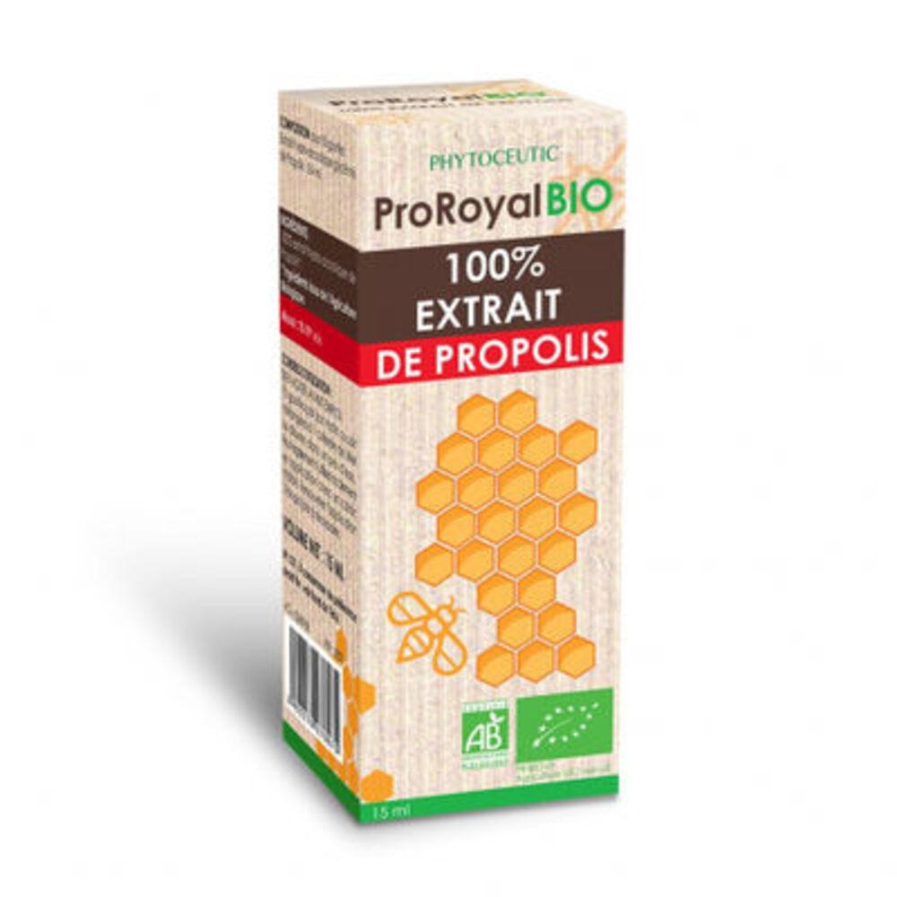 Phytoceutic proroyalbio 100% extrait de propolis 15ml - 15.0 ml - phytoceutic -141304