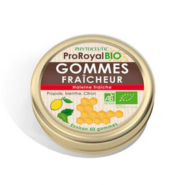 Phytoceutic proroyalbio gommes fraîcheur 50g - 50.0 unites - phytoceutic -141303