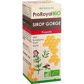 Phytoceutic proroyalbio sirop gorge propolis 90ml - 90.0 ml - phytoceutic -5844
