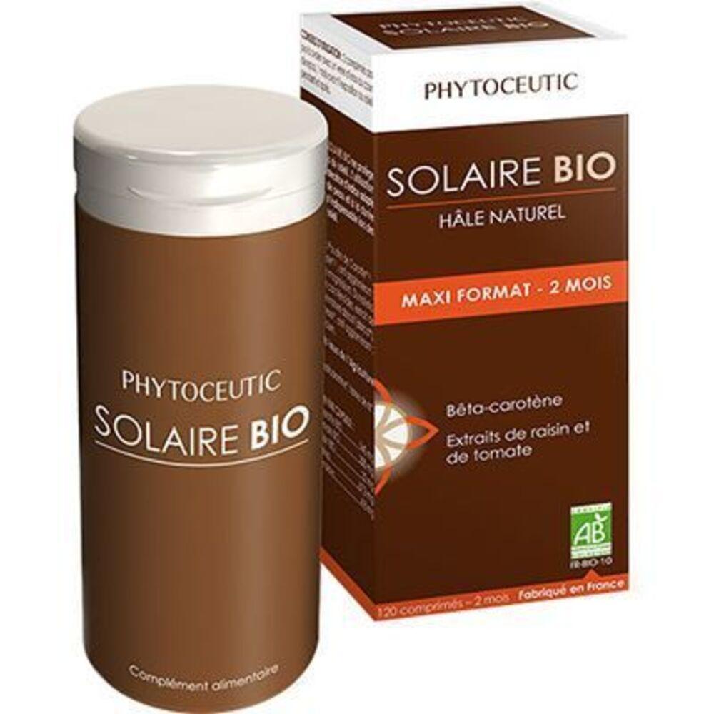 Phytoceutic solaire bio 120 comprimés - 120.0 unites - phytoceutic Prépare, renforce, prolonge le bronzage-7145