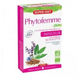Phytofemme minceur bio - 20.0 unites - minceur - super diet -110788