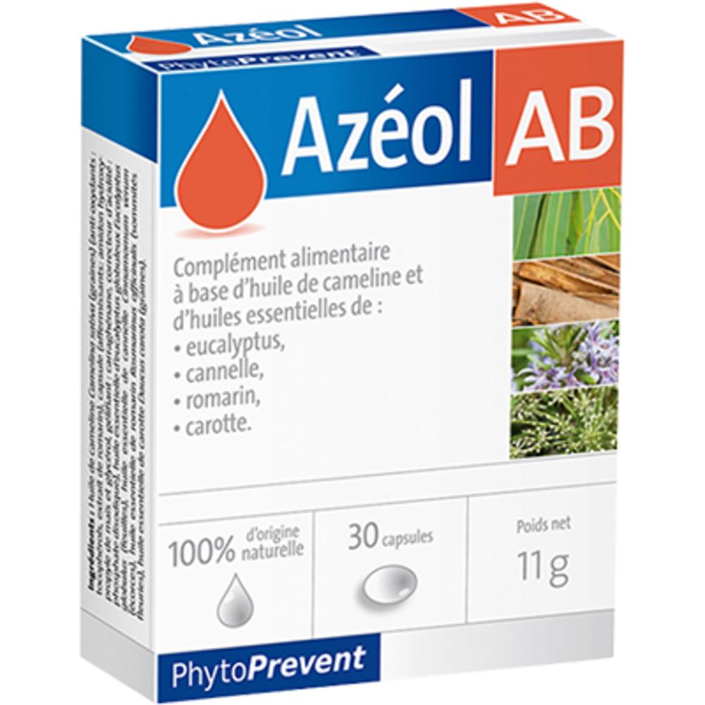 Phytoprevent azéol ab - pileje -201298
