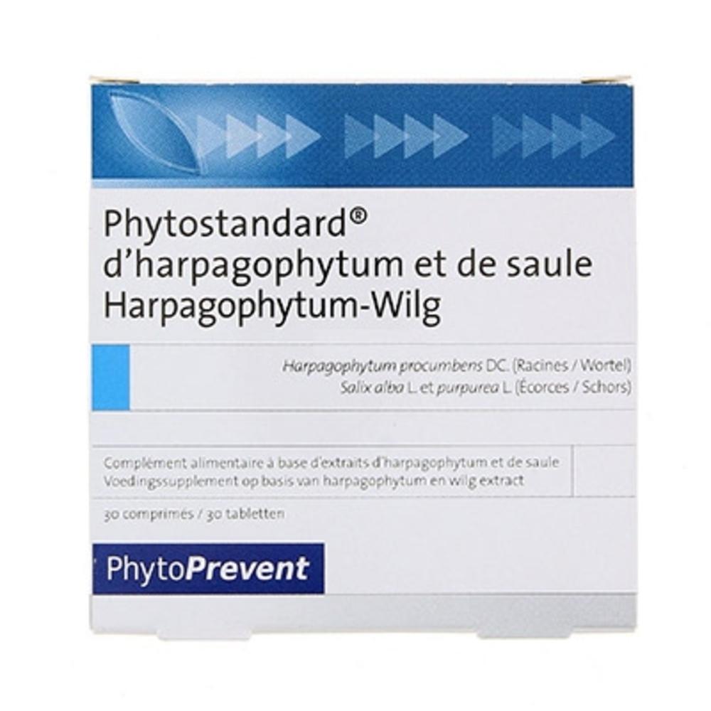 Phytoprevent phytostandard harpagophytum - saule - pileje -198885